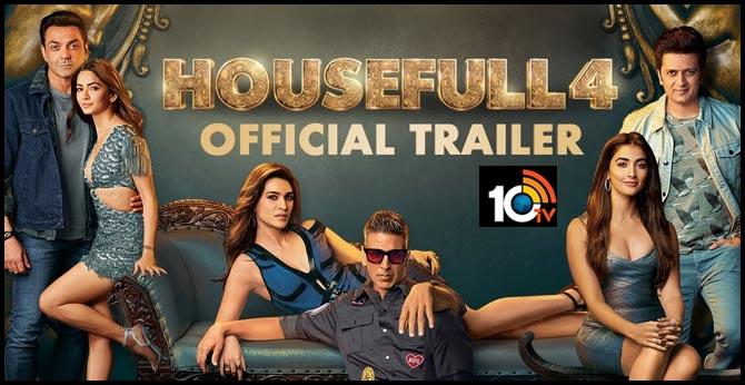 Housefull 4 - Official Trailer