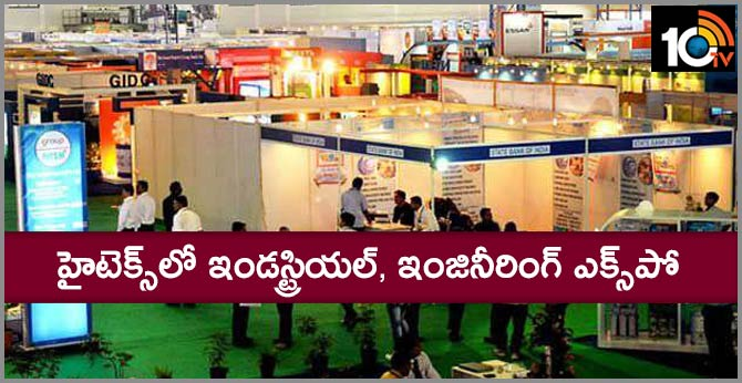 Industrial Expo Starts In Hightecx From September 6