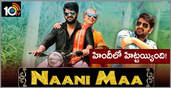 Naani Maa (Ammammagarillu) Hindi Dubbed Version gets huse views