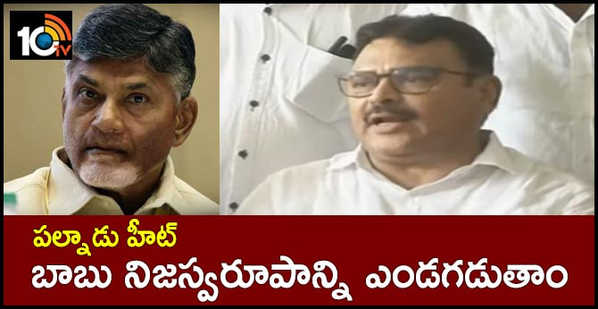 Palnadu Political Heat Ambati Rambabu Fires On TDP Leaders
