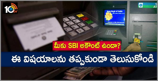 SBI new ATM withdrawal charges, revision from October 1