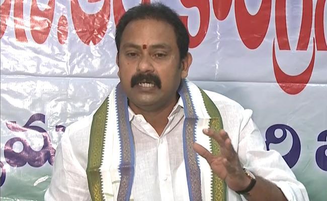 Chandrababu has morality, the house should be vacated: MLA Aalla Nani