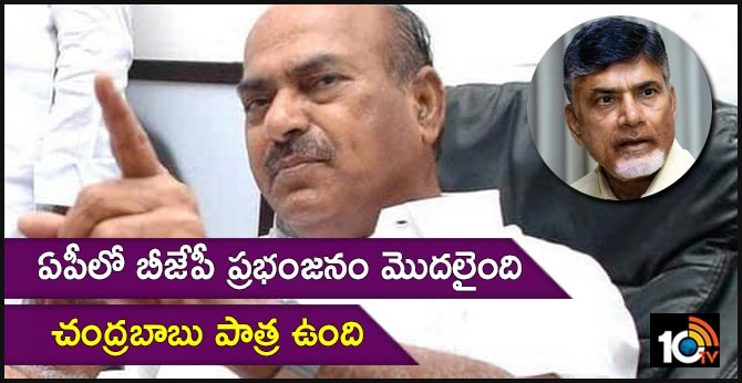 jc diwakar reddy on bjp