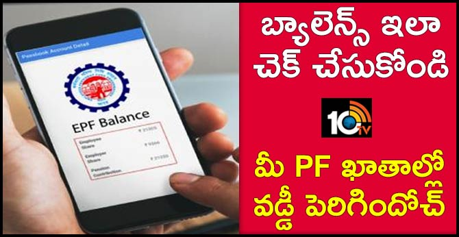 EPFO is crediting increased interest to your PF accounts. Check balance now