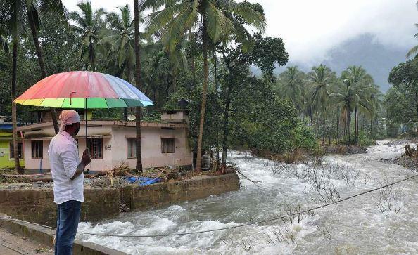 Kerala Heavy Rain Orange Alert Issued