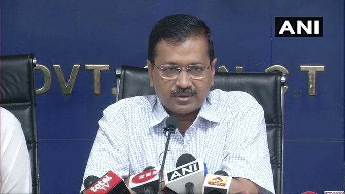 Delhi Roads To Be Redesigned And Landscaped Like In European Countries: CM Kejriwal