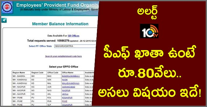 Beware Of This Fake Site Promising Employees' Provident Fund Benefits