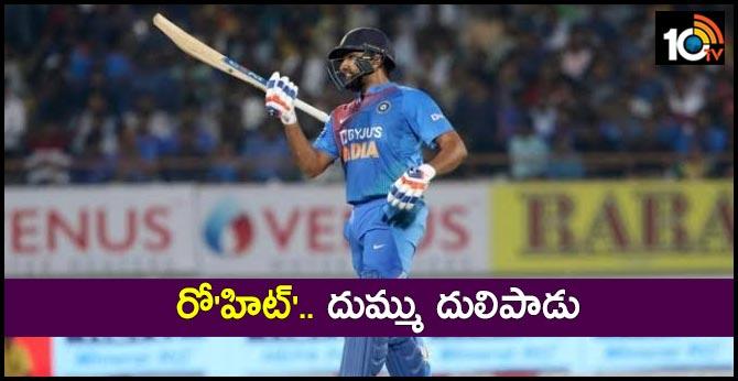 India vs Bangladesh, 2nd T20I: Rohit Sharma pyrotechnics help India pull level in Rajkot