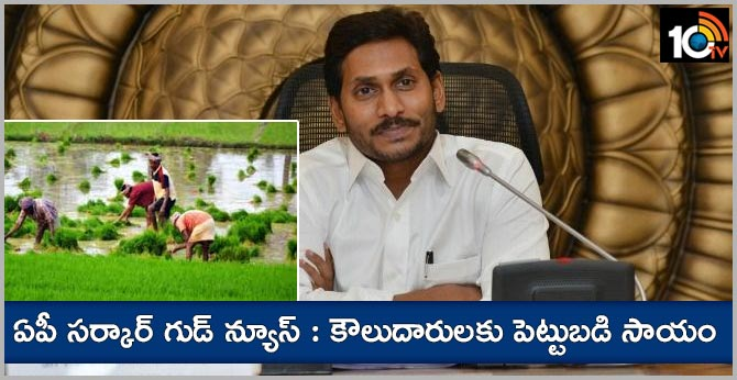 Investment assistance to Tenant in andhrapradesh