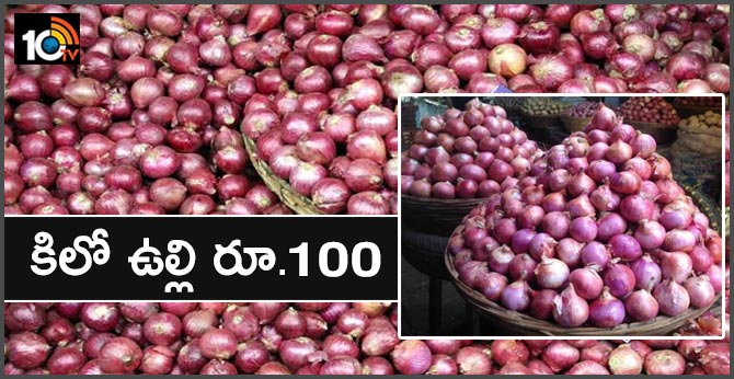 Onion prices skyrocket again, close to Rs 100/kg in some states