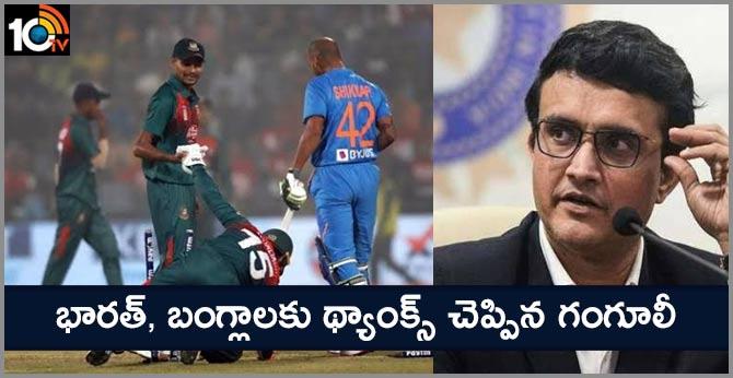 Well done Bangladesh