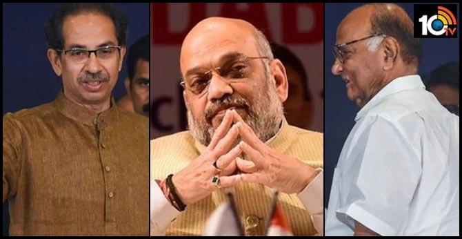 bjp politics: what about shiv sena future