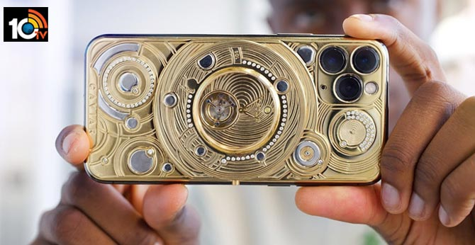 24-carat gold, 137 diamonds: Apple launches world's most expensive phone