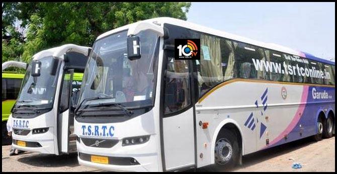 4940 TSRTC special buses for Sankranti