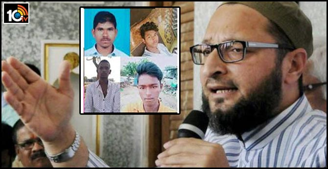 I'm against encounters: AIMIM Chief Asaduddin Owaisi; says 'even NHRC has taken cognizance'