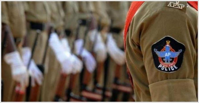 AP govt Increases insurance for police
