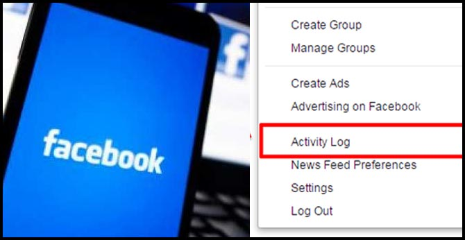 How to clear your Activity Log on Facebook