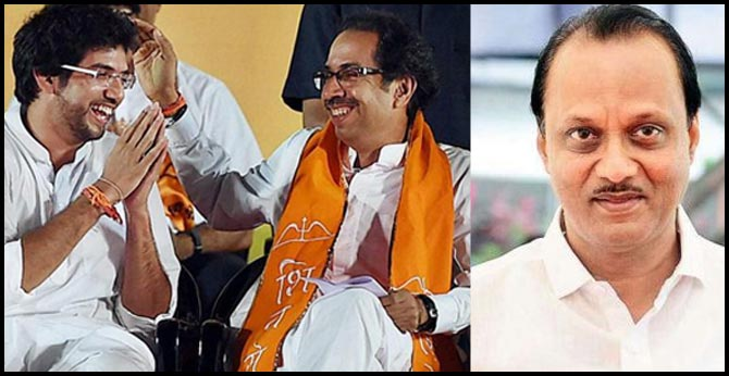 Ajit Pawar back as Deputy CM, Aaditya becomes minister as Uddhav Thackeray expands cabinet
