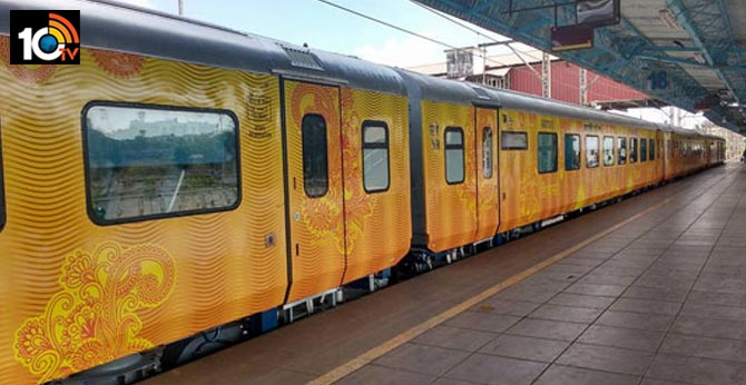 Another Tejas Train: Launch on January 17th