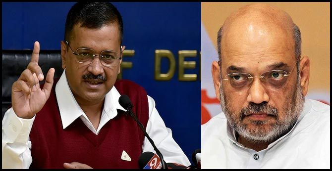 Arvind Kejriwal: BJP inciting violence as AAP will win big in Delhi polls