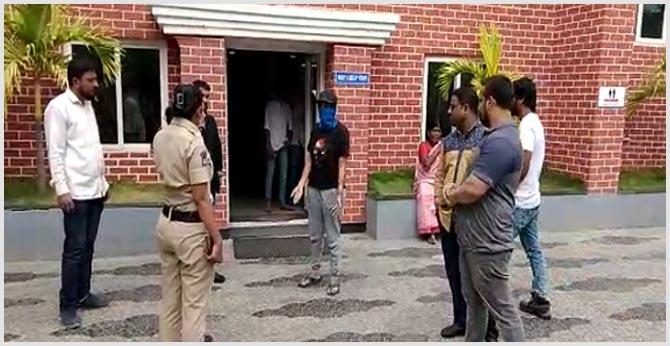 Attack on Art Director Lakshmi Sindhuja.. accused persons Arrest