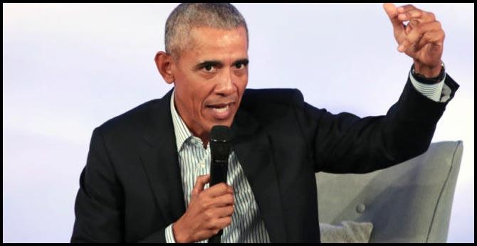 Barack Obama: Women are better leaders than men