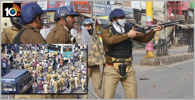 CAA Protest: Police firing in Mangalore, two Died