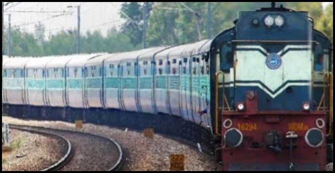 Citizenship-Amendment-Act effect , trains cancelled