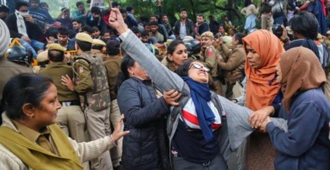 Citizenship: Fear Jamia Students