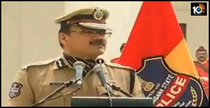 Crimes have decreased compared to last year in hyderabad says CP Anjani Kumar