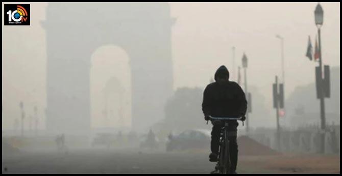 Delhi Cold Record
