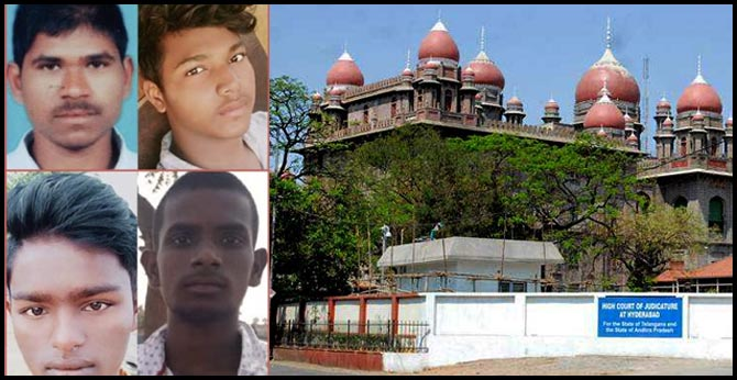 Inquiry on petition of Disha's accused encounter in High Court