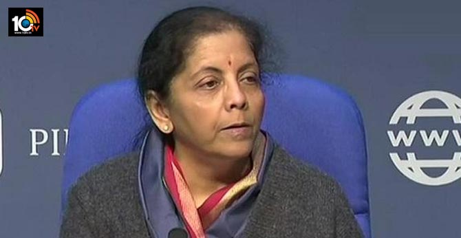 FM Sitharaman unveils Rs 102-trn infrastructure projects for next 5 years