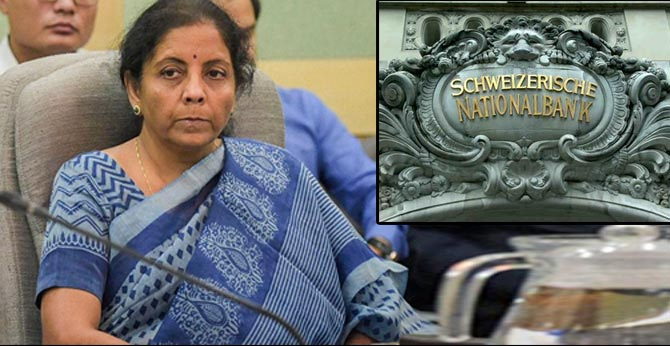 Finance ministry declines to share Swiss bank accounts details of  Indians confidentiality