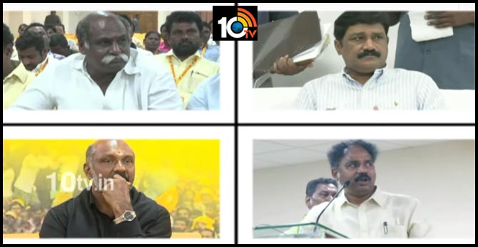 Four Vizag TDP Leaders planning to join in Ysrcp, Party Workers worried about cadre