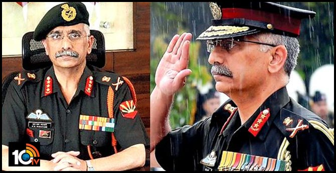Gen Manoj Mukund Naravane to take over as new Army chief on Tuesday