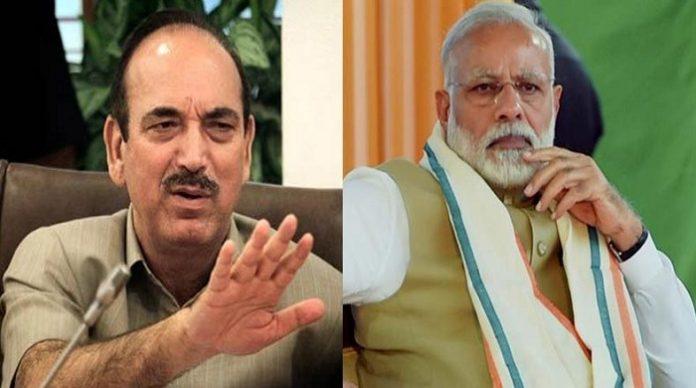 Congress leader Ghulam Nabi Azad: We demand judicial probe into Delhi police action in Jamia Millia University
