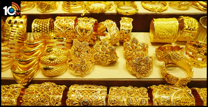 Gold prices today fall for seventh day in a row, silver rates decline