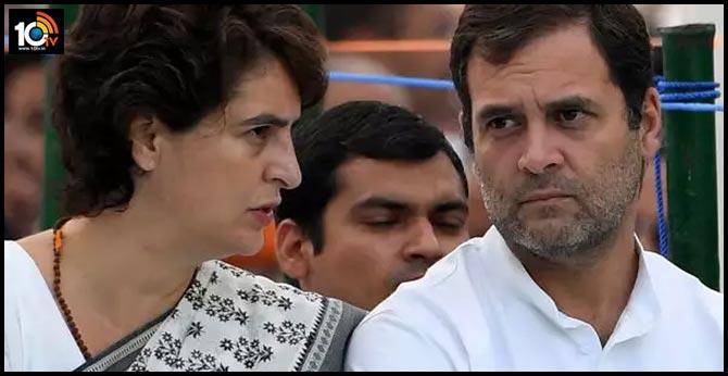 """Rahul Gandhi, Priyanka Gandhi Like Petrol Bombs"": Haryana Minister"
