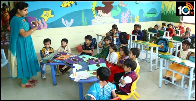 Haryana govt orders to shut kindergarten classes in private schools
