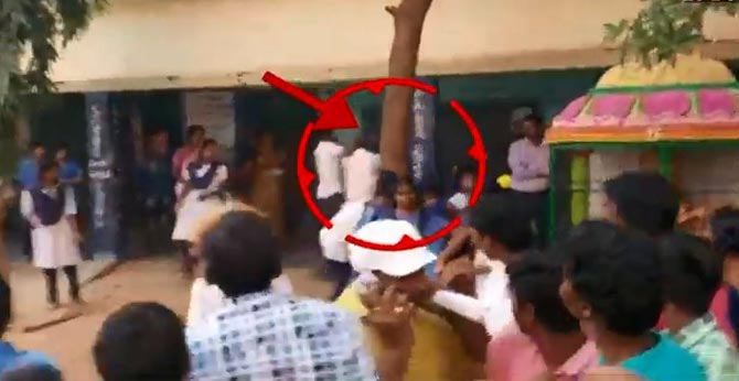 Headmaster Harassment on Girls Students..Women Teachers