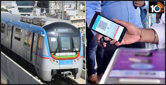 Hyderabad Metro Introduce QR Code-Based Ticketing System
