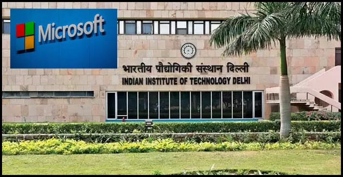 IIT-Delhi records 1000 placement offers in phase I, Microsoft highest recruiter