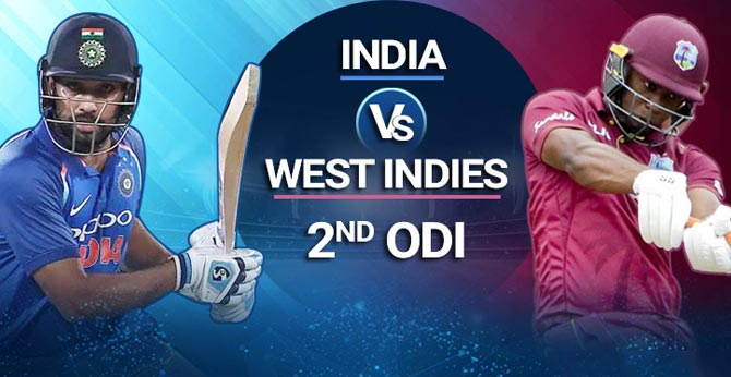 IND vs WI 2nd ODI: All Eyes On Bowling Unit As India Look To Level Series