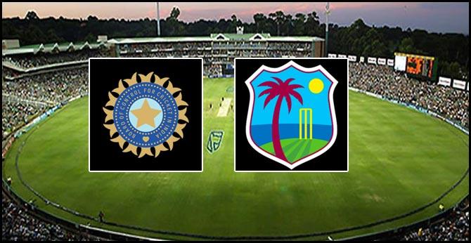 India Vs West indies t20 In Uppal Stadium