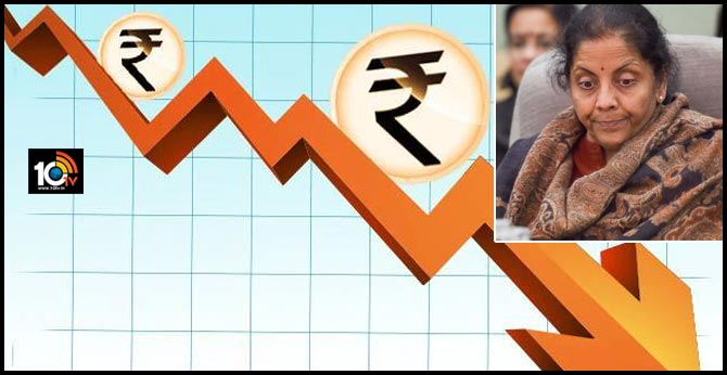 India may have lost Rs 2.8 lakh crore due to decline in economic growth