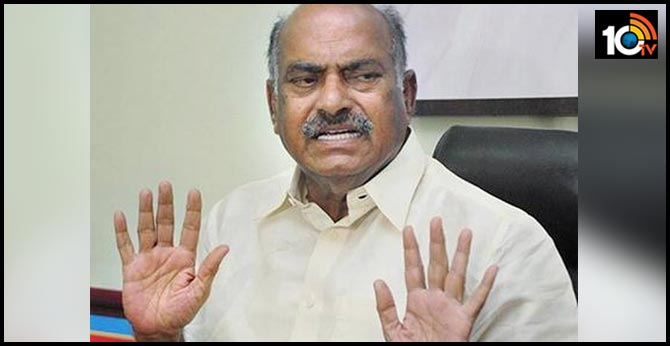 JC Diwakar Reddy's controversial comments on police