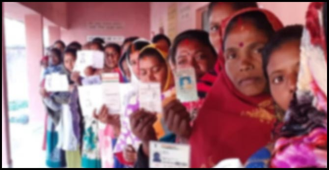 Jharkhand Elections 2019: Amid High Security, Voting Begins For 20 Assembly Constituencies