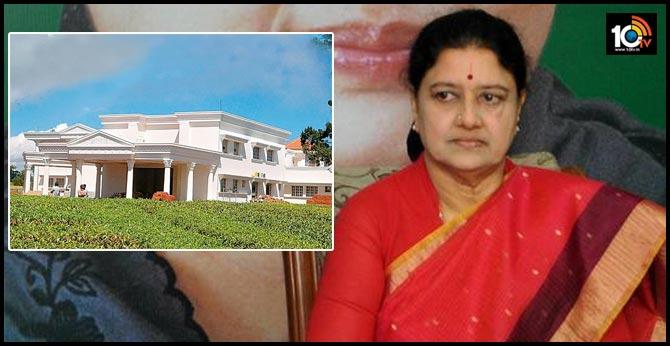 Kodanad estate is my home Sasikala
