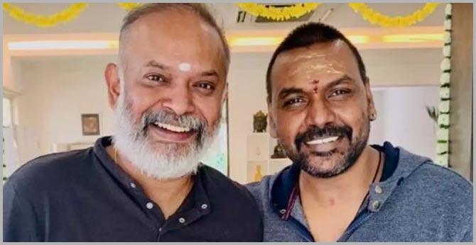 Lawrence new movie with Venkat Prabhu